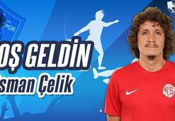 Osman Çelik, Erzurumsporda