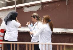 Hastanede kimyasal alarm Bakanlıktan açıklama