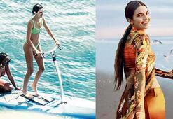 Su üzerinde Kendall