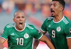 Feghoulili Cezayir, Afrika Uluslar Kupasında yarı finalde