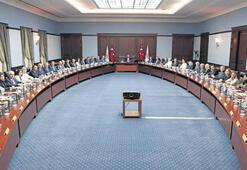 Vekiller, Erdoğan'a desteğini yineledi: Yalnız değilsin