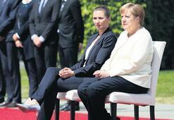 Merkel 'önlem'ini baştan aldı