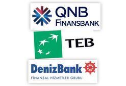 3 banka ortak ATM'de birleşti