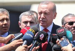 Cumhurbaşkanı Erdoğan: Sizleri 15 Temmuz gecesi Yeşilköye bekliyorum