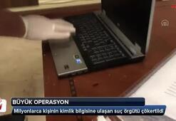 Büyük operasyon 50 milyon kişinin kimlik bilgilerini çalmışlar