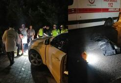 Kartalda trafik kazası: 1 ölü