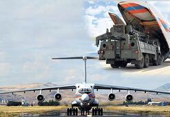 Ve S-400'ler Türkiye'de