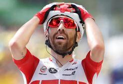 Fransa Turunda 8. etabı Gendt kazandı