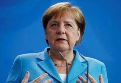 Merkel'in sağlığı 'kendi özeli'