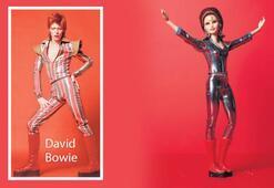 David Bowie'den esinlenen Barbie