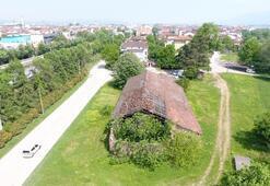 Tarihi bina yıkıldı, talimatı veren tespit edilemedi