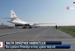 Rus uçaklarını Finlandiya ve İsveç uçakları takip etti