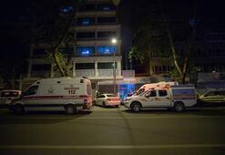 Kız yurdunda panik 9 kişi hastanelik oldu