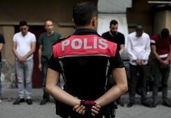 Gece kulübüne polis baskını