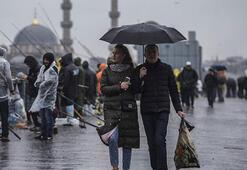 Marmarada sıcaklıklar azalıyor İstanbulda hava durumu bugün nasıl olacak