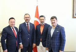 Bakan Kasapoğlundan tesis müjdesi