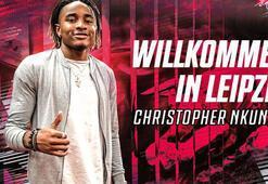 Leipzigde transfer: Christopher Nkunku