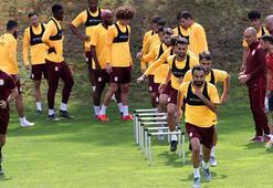 Galatasarayın Avusturya kampı sürüyor