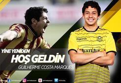 Guilherme 2 yıl daha Yeni Malatyasporda
