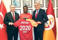 Seriden Galatasaray taraftarına mesaj