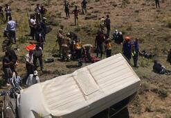 Katliam gibi kazada ölenlerin kimlikleri açıklandı