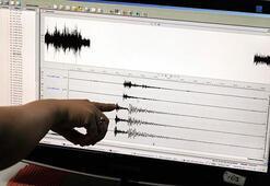 Son dakika: Erzurumda korkutan deprem Büyüklüğü...
