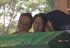 Minik Azra ailesi ve yakınlarını gözyaşlarına boğdu