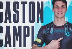 Trabzonspor, Gaston Campiyi KAPa bildirdi