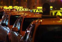 165 taksi trafikten men edildi