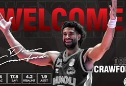 Drew Crawford, Gaziantep Basketbolda