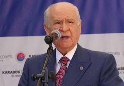 Bahçeli: Türkiye için Doğu Akdeniz egemenlik konusudur