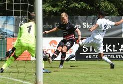 Medipol Başakşehir-Fortuna Düsseldorf: 1-1