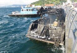 Son dakika... İstanbulda yatta yangın
