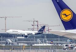Lufthansa, Kahire uçuşlarına yeniden başladı