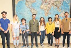 Yaşar'dan engelsiz belgesele destek