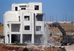 İsrail Doğu Kudüste yıkıma başladı