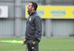Yalçın Koşukavak: Bursasporu Süper Lige taşıyacağız