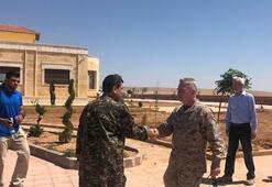 ABDli general, Jeffreynin Ankara ziyareti sırasında YPG/PKK elebaşıyla görüştü