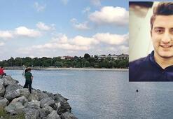 Denizde kaybolan gençten acı haber