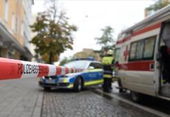 Almanyada camiye bomba ihbarı