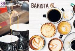 Kahvenin ustası olabilirsiniz
