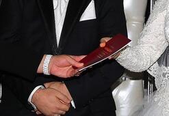 Türkiyede ilk Evlenecek olanlar...