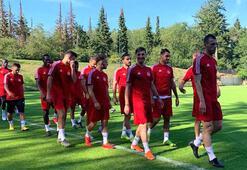 Demir Grup Sivassporun Hollanda kampı başladı