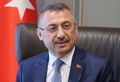Cumhurbaşkanı Yardımcısı Oktay: Türkiye kararlı olmayı sürdürecek