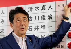 Japonyada seçim, anayasa değişikliğine yetmedi