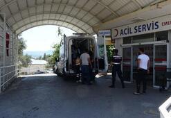 Sahilde şezlong çatışması 1 polis memuru öldü, 2 kişi yaralandı