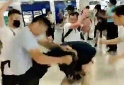 Çin: ABD, Hong Kongdan kara elini çeksin