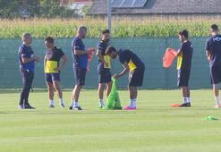 Fenerbahçede yeni sezon hazırlıklar devam ediyor