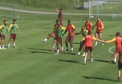Galatasaray, 2019-2020 sezonu hazırlıklarını sürdürdü