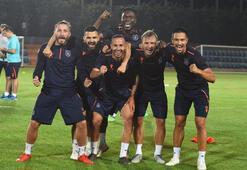 Medipol Başakşehirin rakibi rövanş maçına kaldı: Viktoria Plzen - Olympiakos: 0-0